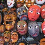 Historia de las máscaras coreanas