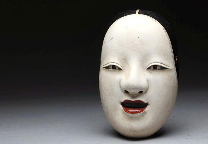 Máscara Noh