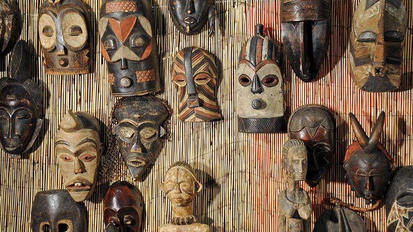 Máscara de Carranca