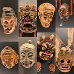 Historia de las máscaras chinas