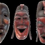 Historia de las máscaras tradicionales africanas