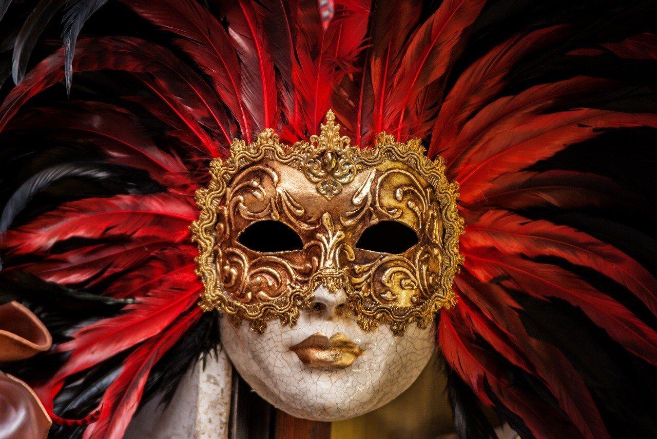 Diferentes tipos de máscaras