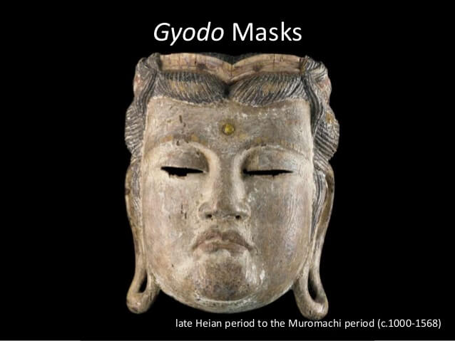 mascara Gyodo