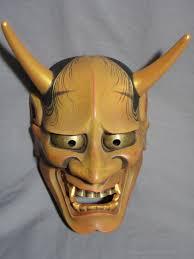 Tipos de máscaras Hannya