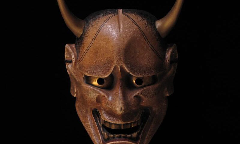 significado de la mascara hannya