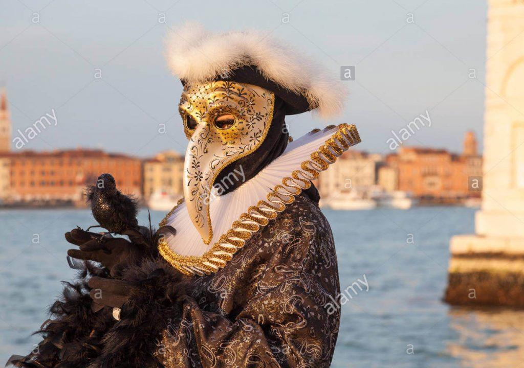 mascara Medico della peste