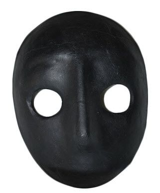 Moretta mascara veneciana