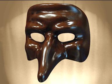 mascara veneciana Pantalone