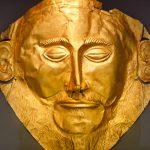 Historia de las máscaras mortuorias