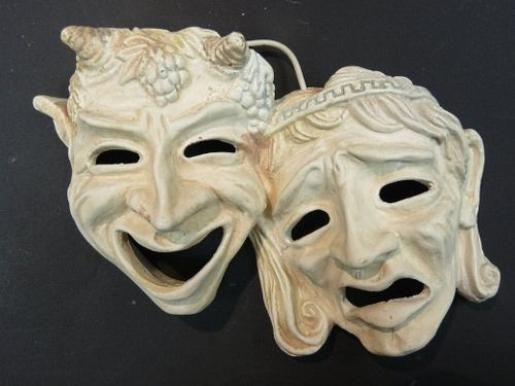 Tipos de máscaras griegas